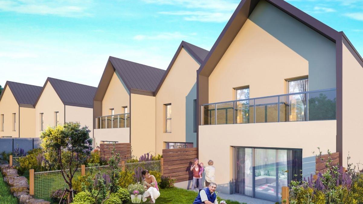 Maisons neuves T4 et T5 en PSLA (accession aidée)