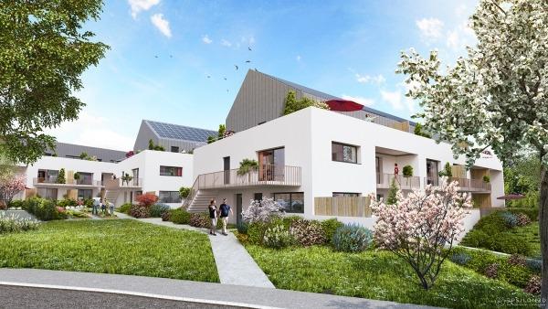 Appartement T2 - Résidence Phébus à Melesse